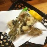 黒潮食堂 - ウツボの唐揚げ720円