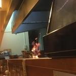 黒潮食堂 - 藁焼きファイヤー