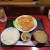 昭月 - 料理写真:キムカツ定食