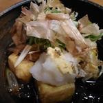 百干 - 揚げ出し豆腐