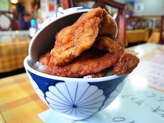 レストラン ふくしん - カツ丼(大)
