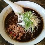 49112046 - 黒担々麺(840円)5辛