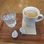 SEKAI CAFE Oshiage - ブレンド ¥350-