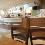 SEKAI CAFE Oshiage - 店内