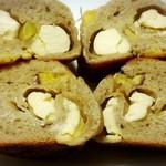 ル・ディマンシュ トアロード店 - さつま芋とクリームチーズのカンパーニュ