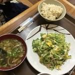 花笠食堂 - ゴーヤチャンプル