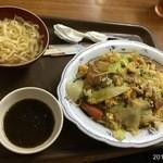 花笠食堂 - ちゃんぽん