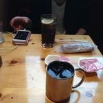49116863 - H.28.3.28.昼 アイスコーヒー 420円税込・コーラ 420円税込