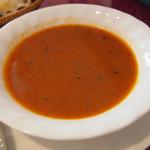 サライ - スープ