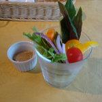 せたがやファーム - 野菜サラダ