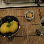 4912933 - 自家製の玉蜀黍のお豆腐