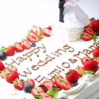ブレアハウス - ウエディングケーキ