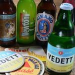 グローカルカフェ - 世界のビール