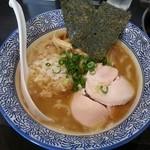 晴壱 - 濃厚醤油鶏そば 780円
