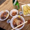 木戸泉酒造 - 料理写真:2014.3