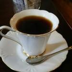 童里夢 - サービスでコーヒーを ご馳走になりました(;・∀・) ありがとうございます(*・∀・*)ノ