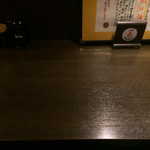 49124738 - カウンターもテーブル分かれてて良い