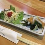 鮫島 - 料理写真:お通し