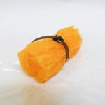 元祖鶏卵素麺 松屋 - 料理写真:きれいな色