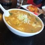 中国料理 廣河 - 味噌カレー広東麺