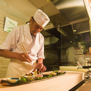 あの日本料理最高勲位「四条司家惣料匠」正木数義