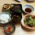 Shin - ハンバーグランチ