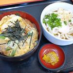 三よし - カツ丼セット