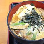 三よし - カツ丼