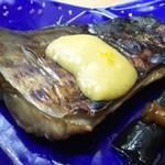 49131564 - 焼魚は鰆の照焼き。味は濃い目でした。