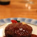 ステーキレストランそうま - AUS牛のロース