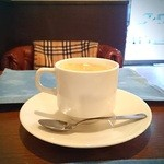49134087 - ホットコーヒー (ランチセット) +150円