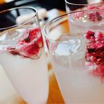49136796 - 桜の香り日本酒スパークリング