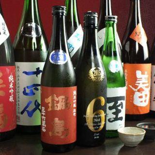 日本酒好きも納得の品揃え!お得なイベントも週1回実施中
