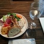 AWkitchen TOKYO - 前菜ビュッフェ