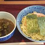 らうめん 麺坊 - らうめん 麺坊 @本蓮沼 つけ麺 700円(税込)