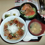 ジョナサン - 沖縄産アグー豚の豚丼膳