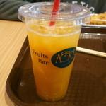 フルーツバーAOKI - オレンジ