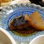 うえき - 1603_うえき_天刺定食@1,080円(黒鯛煮物)