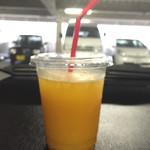 ローソン - ドリンク写真:フレッシュジュース(オレンジ)