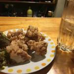 MARU - 唐揚げビールセット
