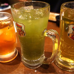 錦町酒場せいろやげんさん - 飲み放題はお酒もあり