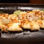 錦町酒場せいろやげんさん - 穴子の天ぷら