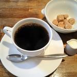 カフェマロン - コーヒー(セット)