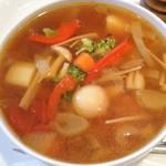 カフェマロン - スープ ドゥ マルシェ