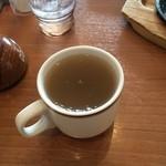 ココス - スープ(2杯目)。