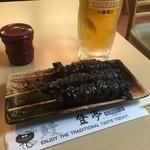 登亭 - ひれ焼き