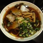 さるぱぱ - 料理写真:中華そば(並)