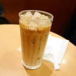 ドトールコーヒーショップ - カフェ・ラテ アイス¥300