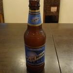 Oriental Terrace - ブルームーン(アメリカのビール)