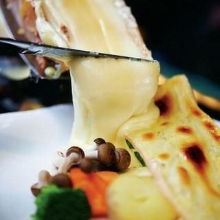 チーズ&ワインサロン銀座村瀬監修ラクレットチーズ